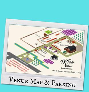 Venue Map & Parking